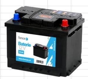 Fencee DUO akkumulátorkábele, 1,7m villanypásztor
